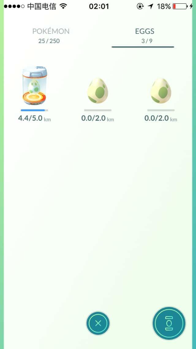 【攻略】Pokemon GO 鎖區的地方可以孵蛋嗎