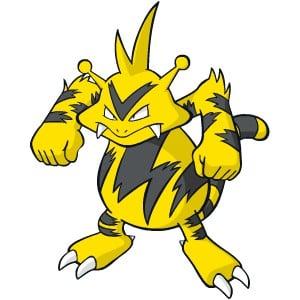 【攻略】Pokemon GO 電擊怪圖鑑 電擊怪在哪抓