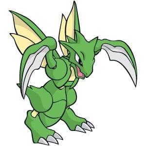 【攻略】Pokemon GO 巨鉗螳螂屬性圖鑑 巨鉗螳螂怎麼樣