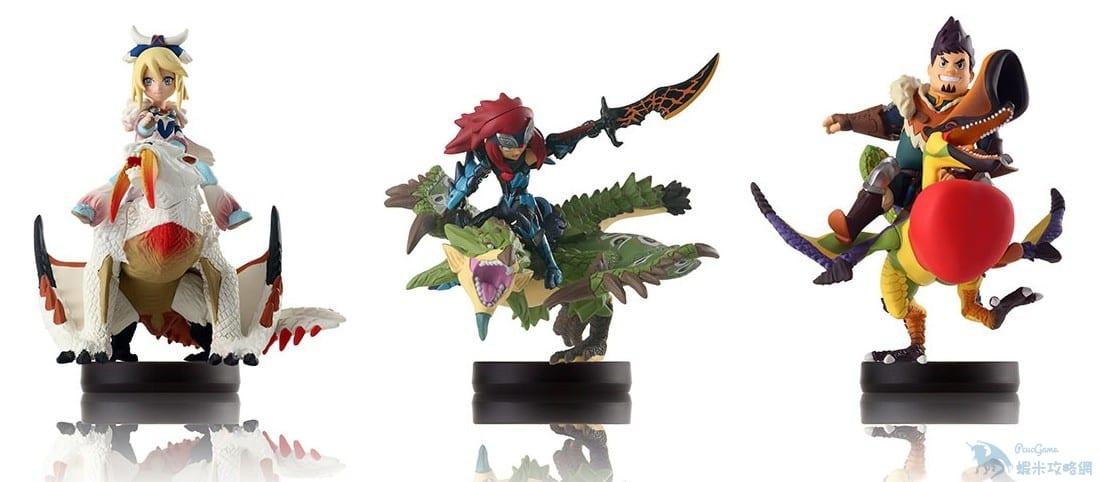 《魔物獵人物語》新Amiibo及截圖公布 清新可愛風