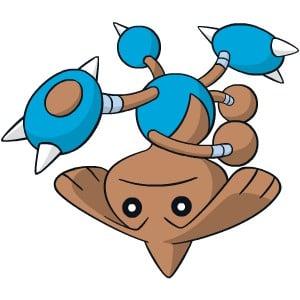 【攻略】Pokemon GO 巴爾郎屬性圖鑑 巴爾郎屬性怎麼樣