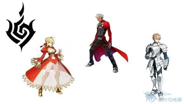 《Fate/EXTELLA》新情報 三大陣營匯聚