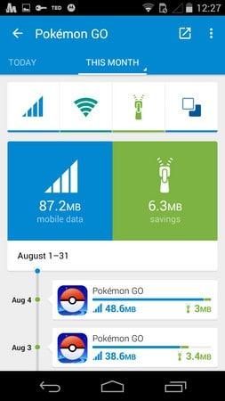 【攻略】Pokemon GO 降低流量消耗技巧 省流量心得分享