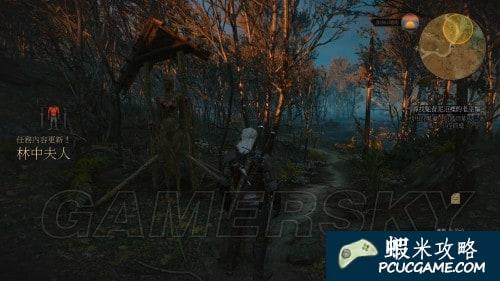巫師 3:狂獵 林中夫人任務攻略