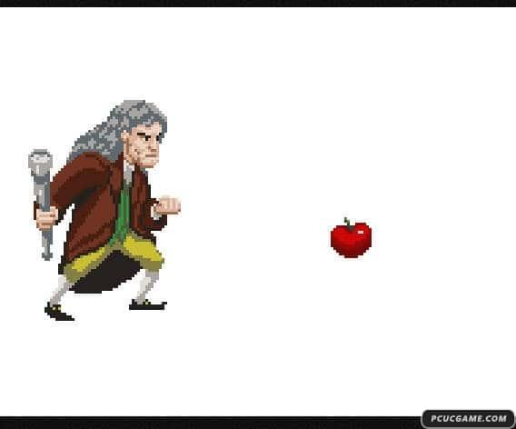 《科學格鬥》如果科學家都變格鬥遊戲角色...還真的有物理攻擊耶w(丟蘋果)