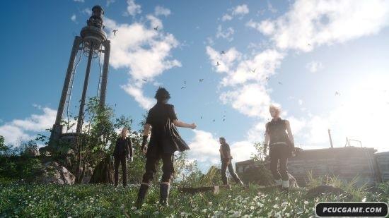 《最終幻想15》PC版將是一場「技術展示」 質量遠超主機版