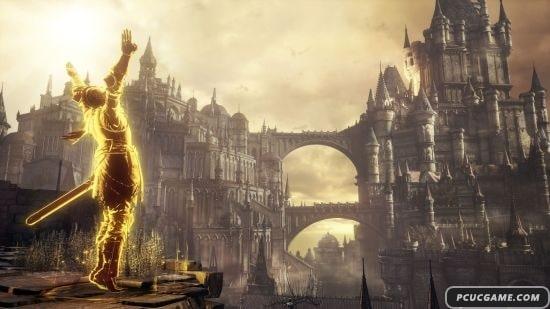 黑暗靈魂3 太陽騎士套裝及太陽直劍獲得方法 太陽直劍怎麼獲得
