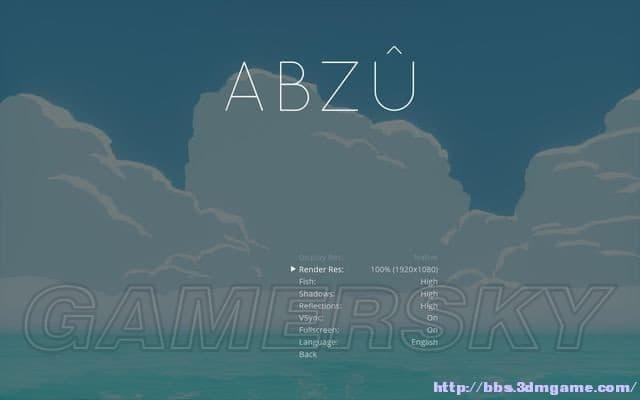 ABZU 圖文攻略 全流程解謎圖文攻略