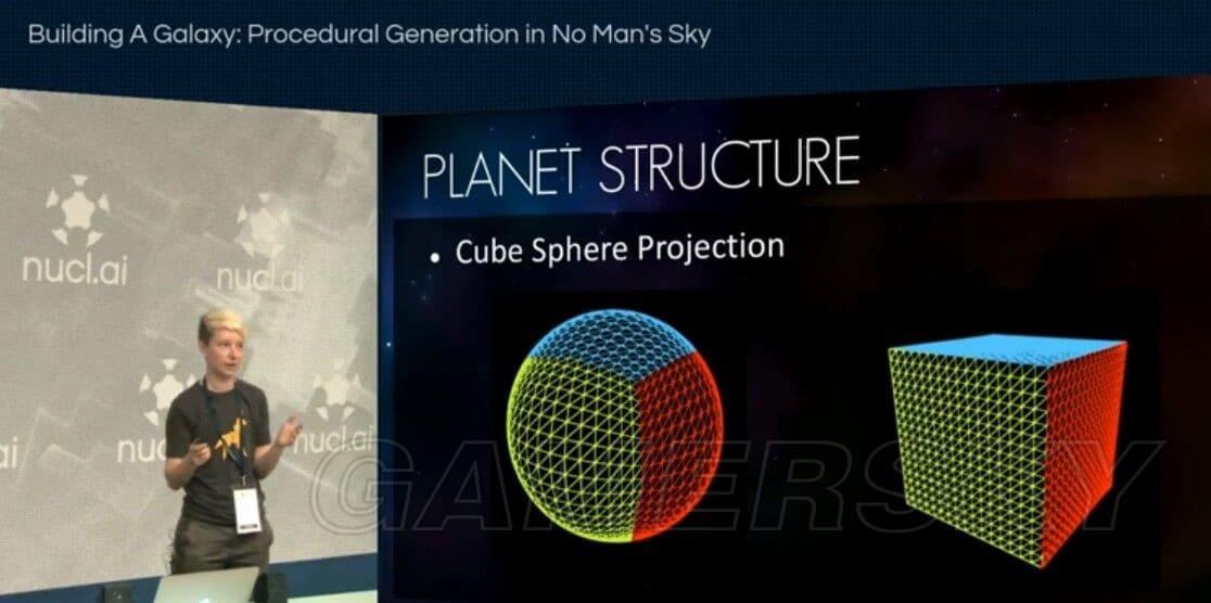 No Man's Sky 關於挖地玩法的解釋 為什麼不能挖穿星球
