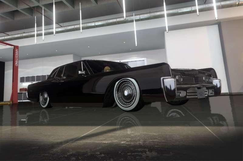 GTA5 美式肌肉車原型及圖鑑大全