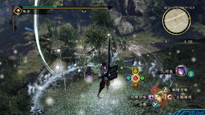 討鬼傳2 新武器及御魂操作圖文教學 盾劍及繰操作方法