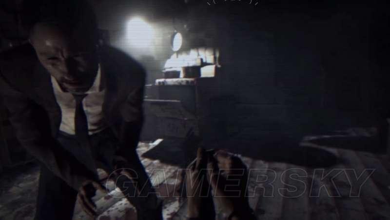 惡靈古堡7 Demo主角的真實身份與攝影三人組劇情細節