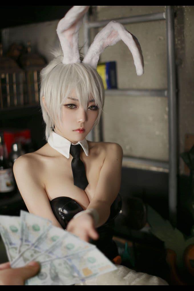 兔女郎都不行?日本宅男評最沒有慾望的Cosplay服裝