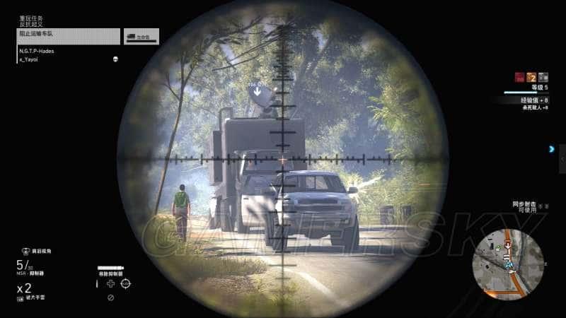 火線獵殺:野境 刷經驗教學 刷等級方法攻略