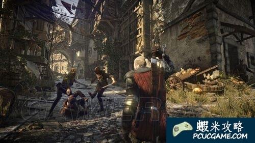 巫師 3:狂獵 人物背景及戰鬥系統 新增怪物一覽