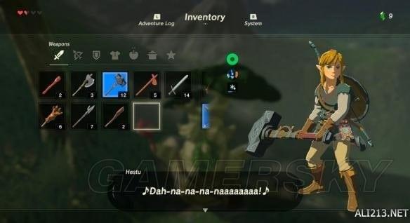 薩爾達傳說荒野之息 圖文攻略 武器、材料獲取與上手教學圖文攻略