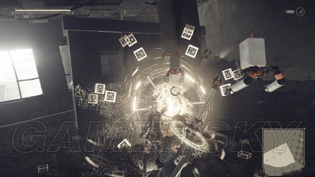 尼爾 自動人形 圖文流程攻略 主線劇情全收集及支線任務圖文攻略