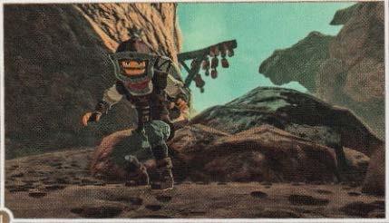 薩爾達傳說荒野之息 支線任務攻略 全支線任務圖文攻略