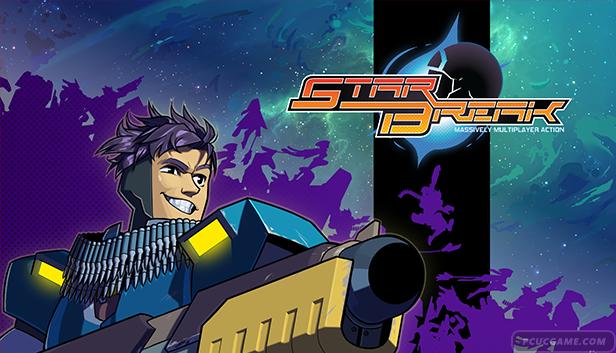 橫向卷軸線上動作遊戲《StarBreak》今日上市