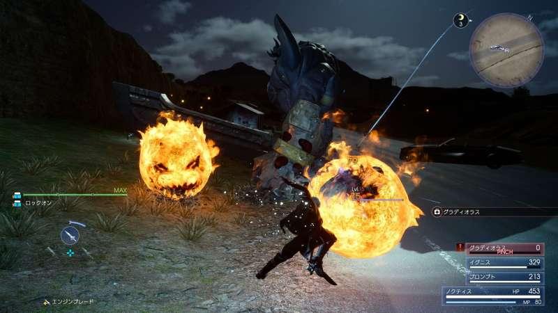 最終幻想 15 Final Fantasy XV(FF15) 主角一刀9999血方法 怎麼打出最高傷害