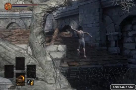 黑暗靈魂3 跳屋頂技巧教學 怎麼跳屋頂
