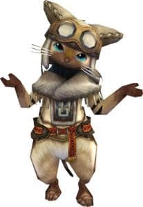 魔物獵人XX 貓打法及技能選擇詳細分析  首領貓及陷阱貓打法心得
