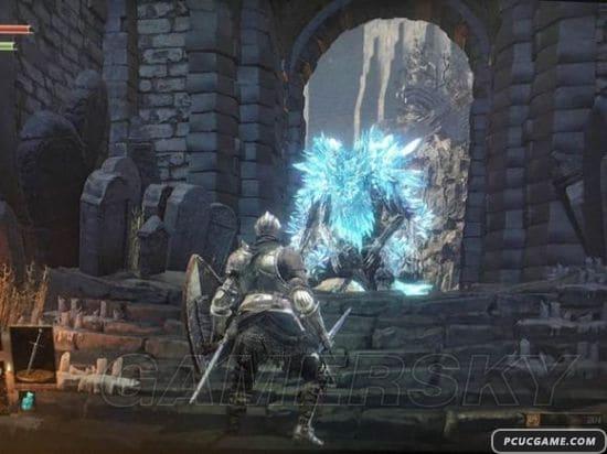 黑暗靈魂3 結晶蜥蜴無傷BUG打法 結晶蜥蜴怎麼打