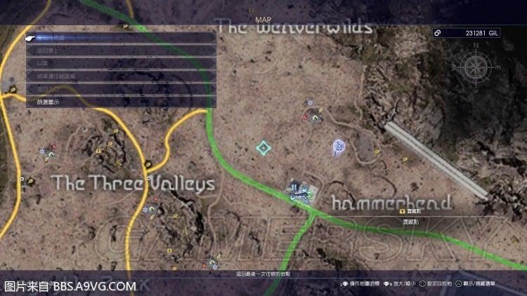 最終幻想 15 Final Fantasy XV(FF15) 快速刷AP方法及無限出怪地點推薦
