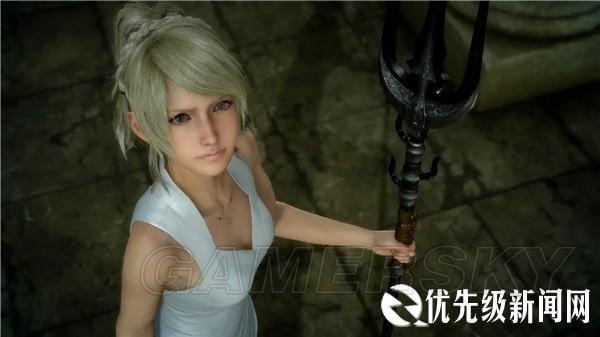 最終幻想 15 Final Fantasy XV(FF15) 露娜結局分析 露娜怎麼死的