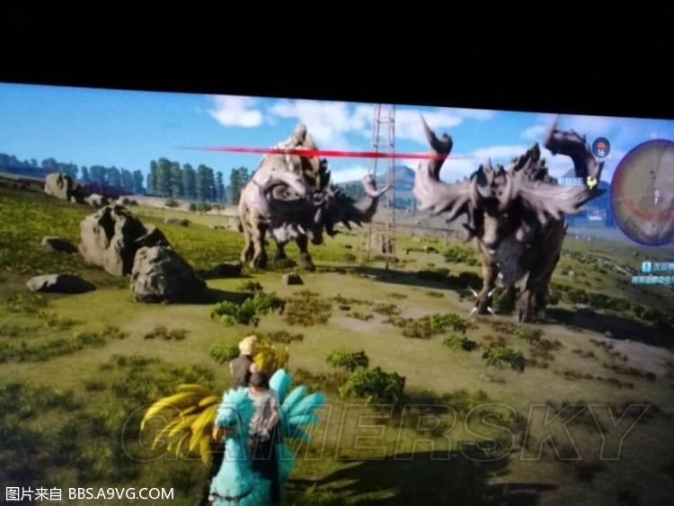 最終幻想 15 Final Fantasy XV(FF15) 第三章快速升級刷經驗地點推薦