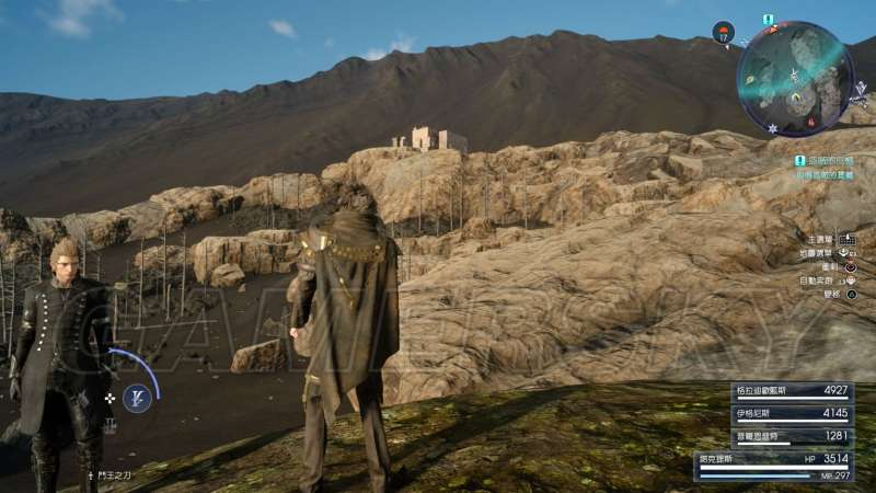 最終幻想 15 Final Fantasy XV(FF15) 支線任務盜賊的回憶攻略