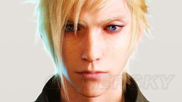 最終幻想 15 Final Fantasy XV(FF15) 世界觀與人物設定分析 全角色名稱含義說明