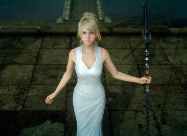 最終幻想 15 Final Fantasy XV(FF15) 每個角色所代表的職業分類