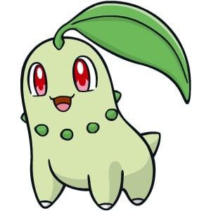 【攻略】 Pokemon GO 菊草葉屬性圖鑑 菊草葉厲害嗎