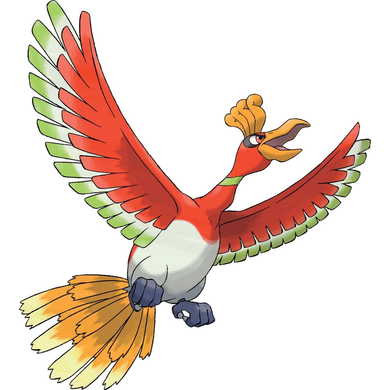 【攻略】 Pokemon GO 鳳王屬性圖鑑 鳳王在哪抓