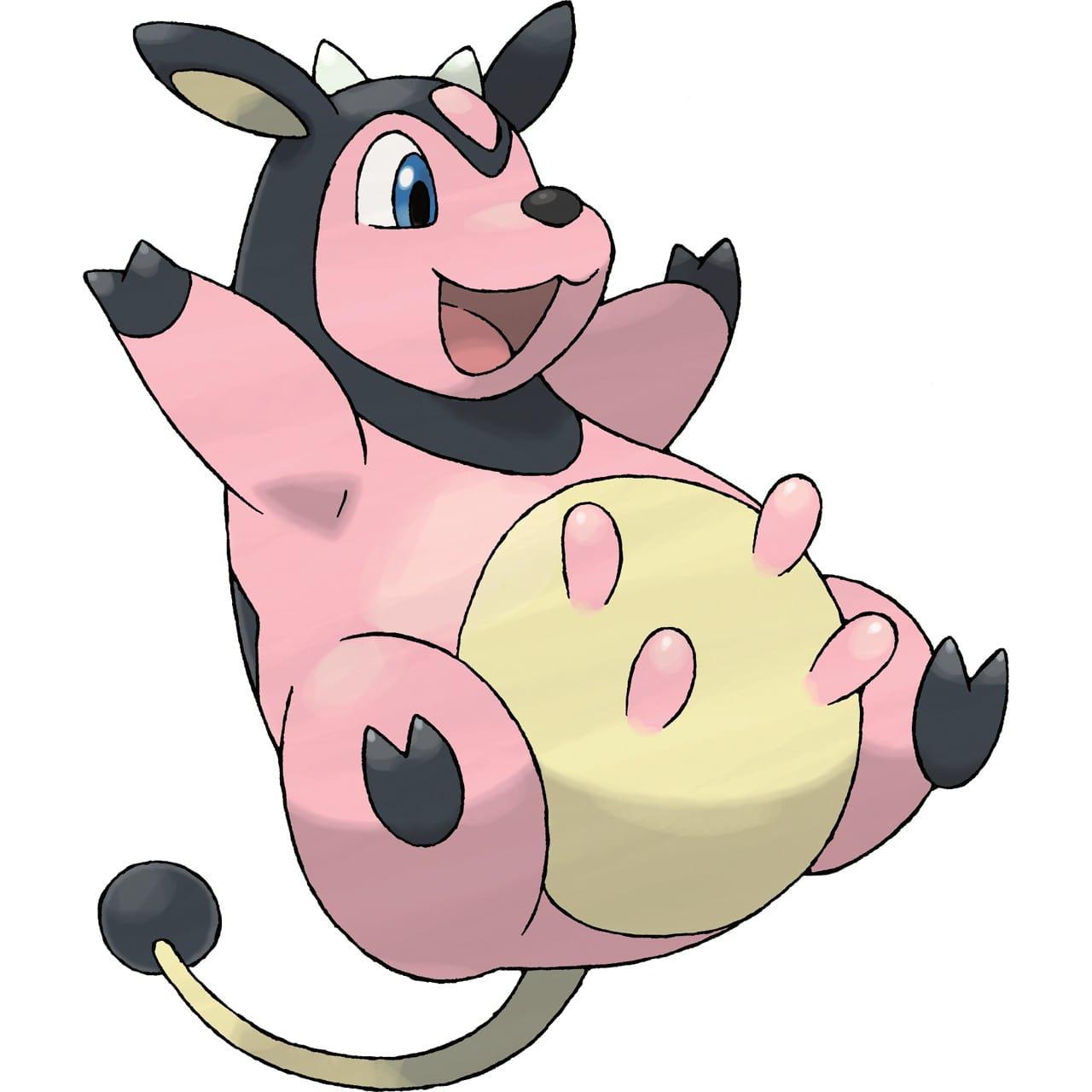 【攻略】 Pokemon GO 大奶罐屬性圖鑑 大奶罐好不好