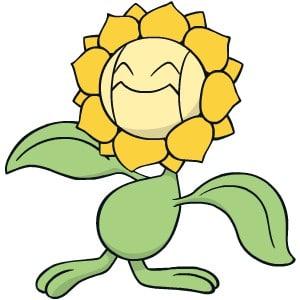 【攻略】 Pokemon GO 向日種子屬性圖鑑 向日種子在哪抓