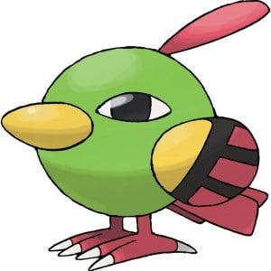 【攻略】 Pokemon GO 天然雀屬性圖鑑 天然雀怎麼樣