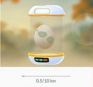 【攻略】 Pokemon GO 10km蛋出現幾率 精靈蛋攢一起孵好嗎