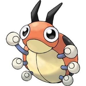 【攻略】 Pokemon GO 芭瓢蟲屬性圖鑑 芭瓢蟲好用嗎