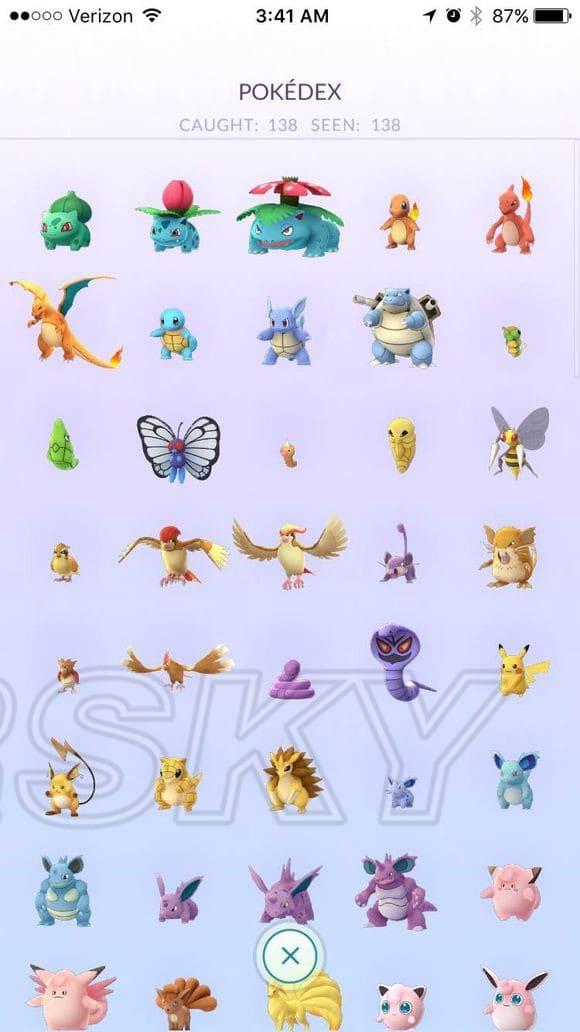 【攻略】 Pokemon GO 強力精靈分析與推薦 後期精靈TOP10排行榜