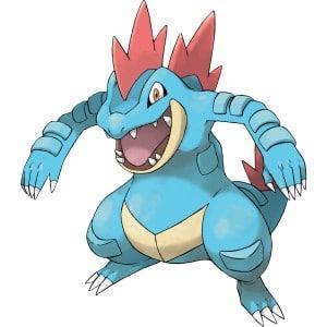 【攻略】 Pokemon GO 大力鱷屬性圖鑑 大力鱷怎麼樣