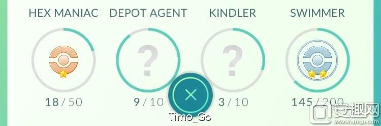 【攻略】 Pokemon GO 成就匯總 Pokemon GO 成就怎麼做