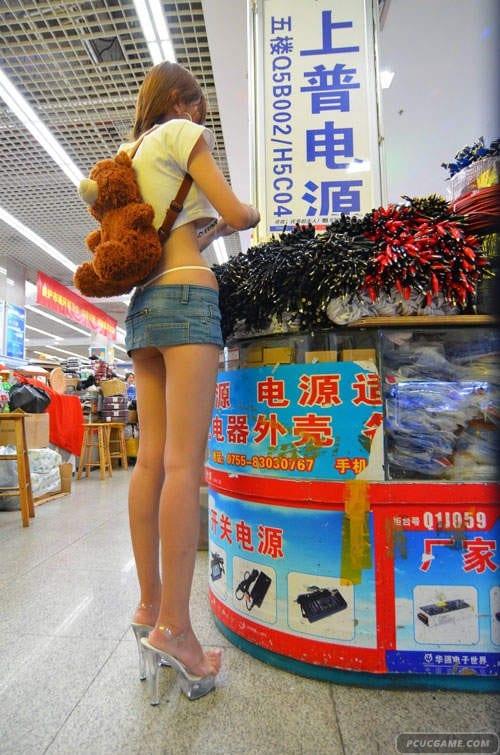 《LED花光高跟鞋》標題我就是要一點台灣國語啦www