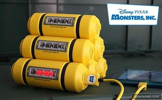 《怪獸電力公司能量瓶行動電源》裡面充滿了小孩的尖叫聲還是笑聲呢?