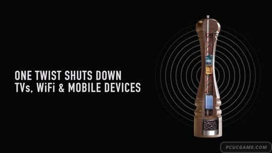 《斷電胡椒罐》媽~為什麼電視自己關掉了?手機也關機了啊~(吶喊)