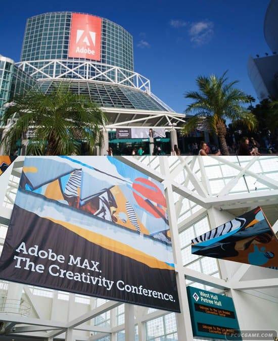 《AdobeMAX 2015》Photoshop25週年讓人超感動的紀念展示會場