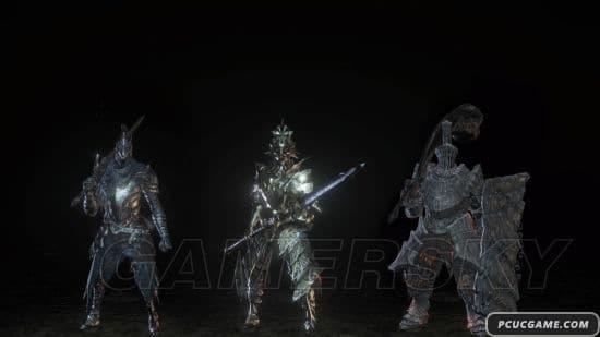 黑暗靈魂3 狼騎士哈維爾及獵龍套裝獲得攻略