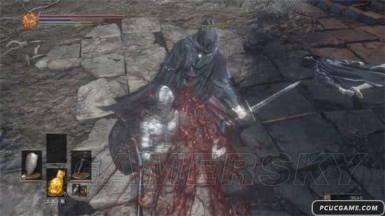 黑暗靈魂3 新手攻略 背刺彈反及戰鬥技巧