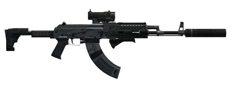 GTA5 軍火貿易DLC新增武器及載具